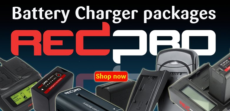 RedPro Battery Charger Packages