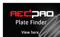 RedPro Plate finder