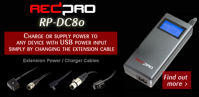 redpro RP-DC80 charger/adapter
