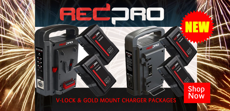 Redpro Charger Packages