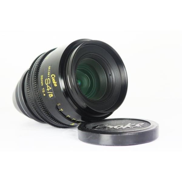 Cooke S4i Mini Lens In Flight Cases 18 25 32 50 75 100mm Quot Used