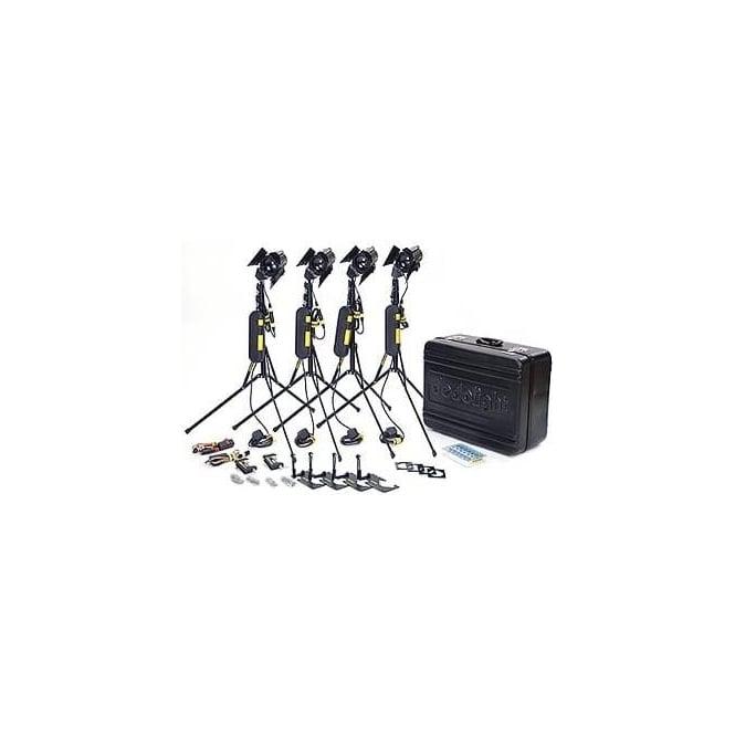 Dedolight KUK241R 150W Hard Case Kit