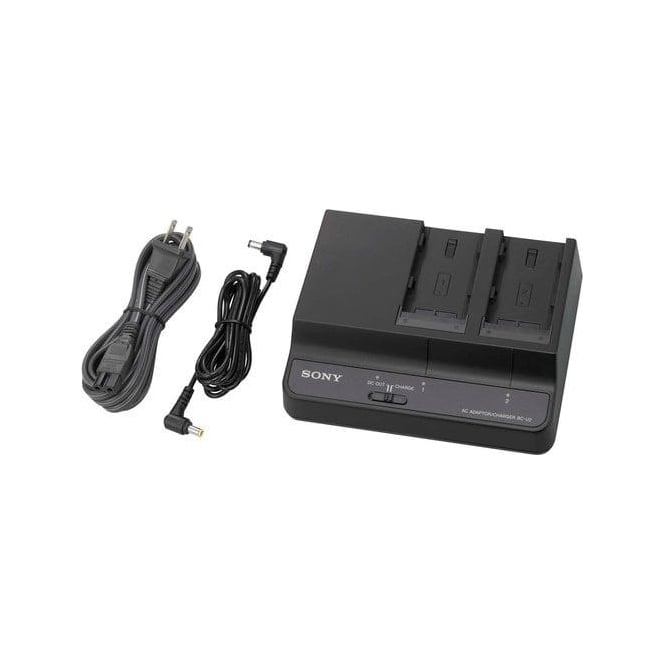 Sony Bc-U2 battery charging unit