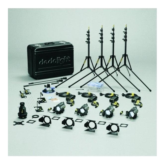 Dedolight KA1M Master 100W 12V Tungsten Kit 230/240VAC