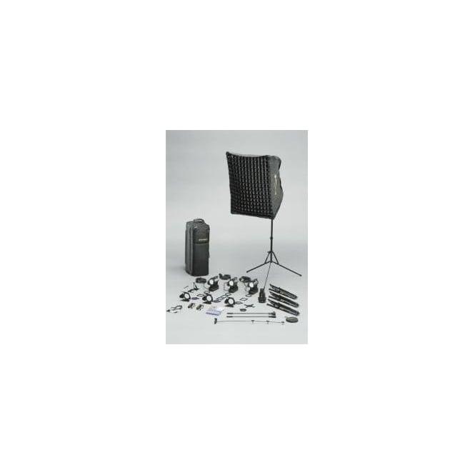 Dedolight S3S Standard Hustler Kit
