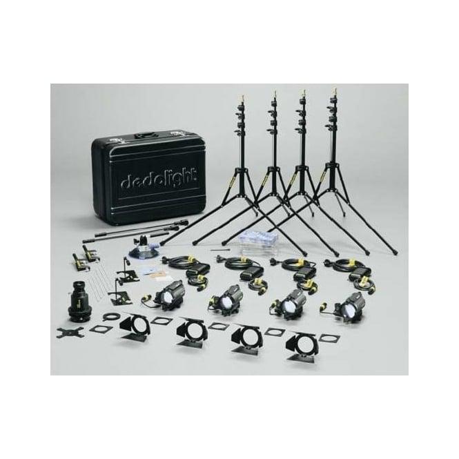 Dedolight KA1B Basic 100W 12V Tungsten Kit 230/240VAC