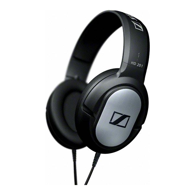 Sennheiser 500155 HD 201 Dyn. Hifi-Stereo-Headphone
