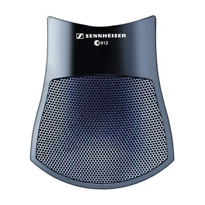 Sennheiser 500647 E 912 BK Boundary Microphone Black