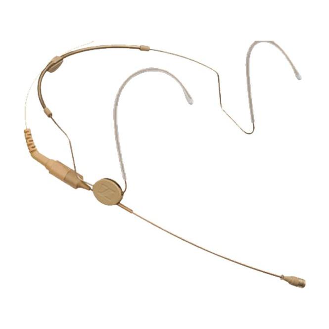 Sennheiser 9872 HSP 2-EW-3 beige TRS Headset Microphone Beige
