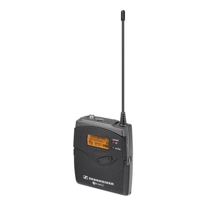 Sennheiser 504663 SK 100 G3-GB Bodypack Transmitter