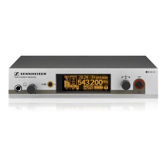Sennheiser 504668 EM 300 G3 GB Rack Receiver