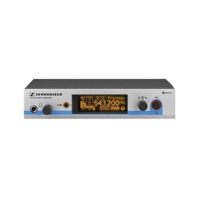 Sennheiser 504675 EM 500 G3 GB Rack Receiver