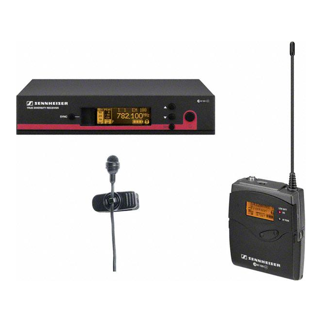 Sennheiser 504639 Ew 122 G3-Gb Presentation Set