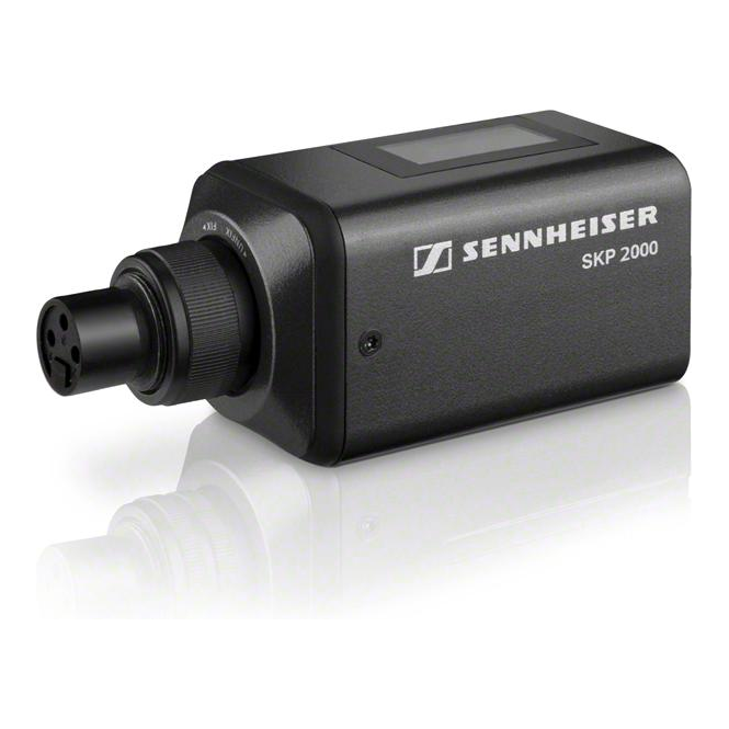Sennheiser 504953 SKP 2000 GBW Plug-On Transmitter