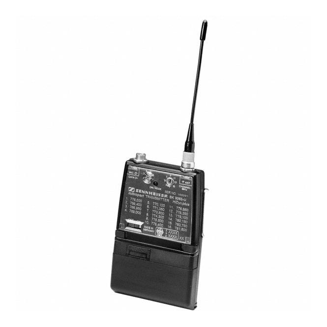 Sennheiser 5387 Sk 3063-U-D Transmitter