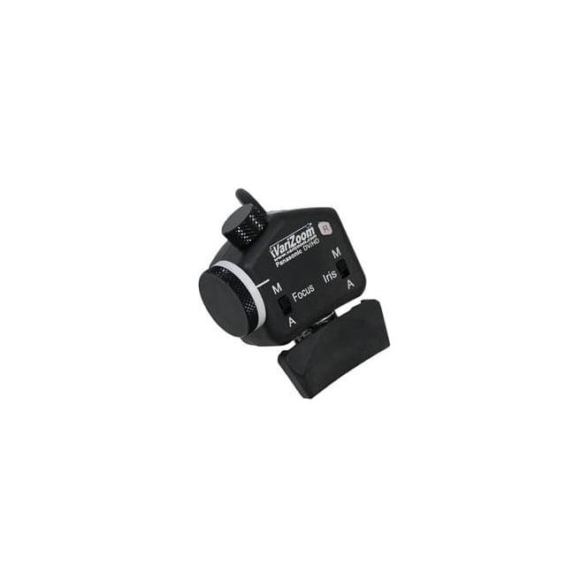 Varizoom VZ-ROCK-PZFI Compact Rocker Zoom/Focus/Iris Ctrl