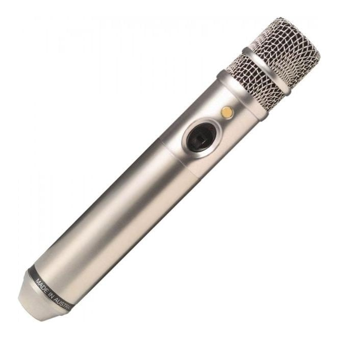 Rode NT3 Studio Microphone Multi-Powered Condenser