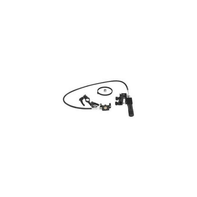 Varizoom VZ-FC-U Professional Rod-Mount Cable Drive Focus Control