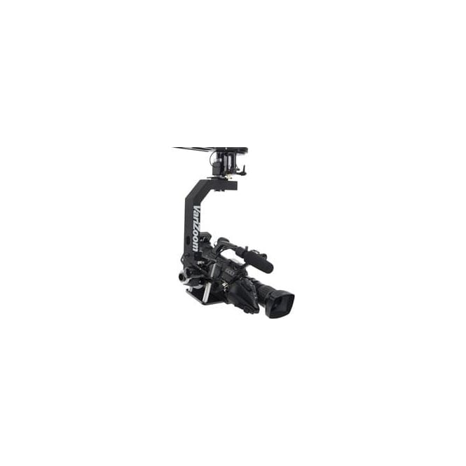 Varizoom VZ-MC100 Remote Pan and Tilt Head for Cameras up to 30 lbs.
