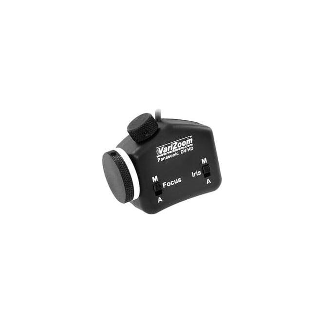 Varizoom VZ-PFI Miniature Focus/Iris Control for Panasonic Cameras
