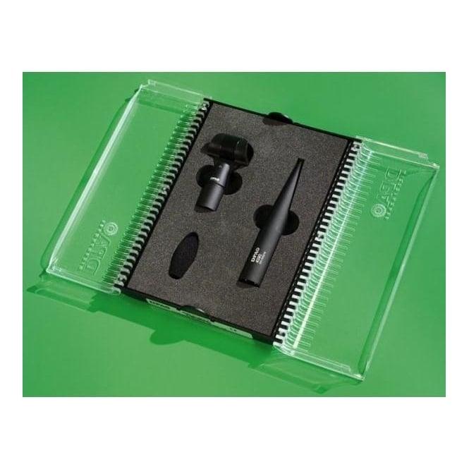 DPA 4090 Omnidirectional Microphone, Hi-Sens, P48