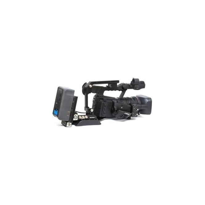 Protech Camera Shoulder Mount Adapter for Canon XF300 & 305 Inc DC Cable