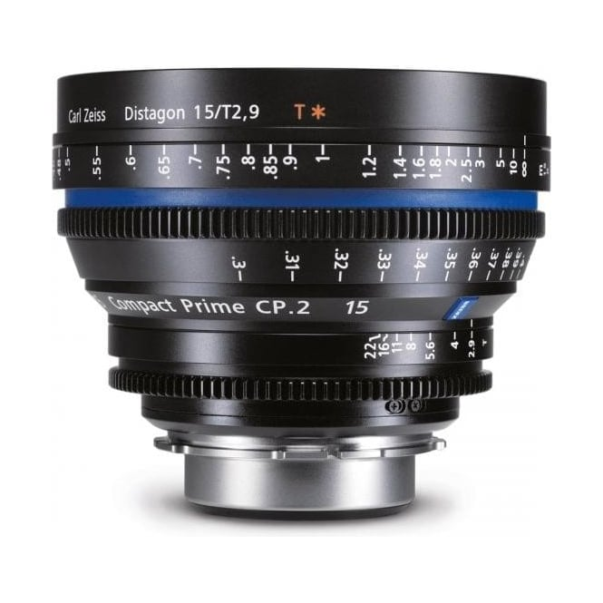 Carl Zeiss 1793-065 Compact Prime CP.2 85mm / T2,1 T PL Mount Lens  - metric