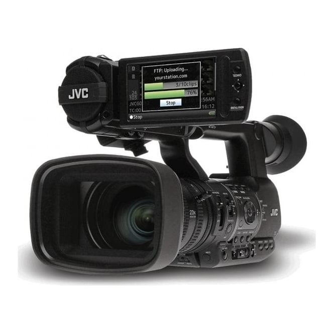 JVC GY-HM600 ProHD ENG Camcorder