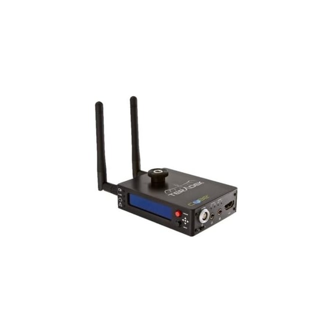 Teradek CUBE-455 HDMI Decoder - OLED Display, MIMO Dual Band WiFi, External USB Port and Ethernet
