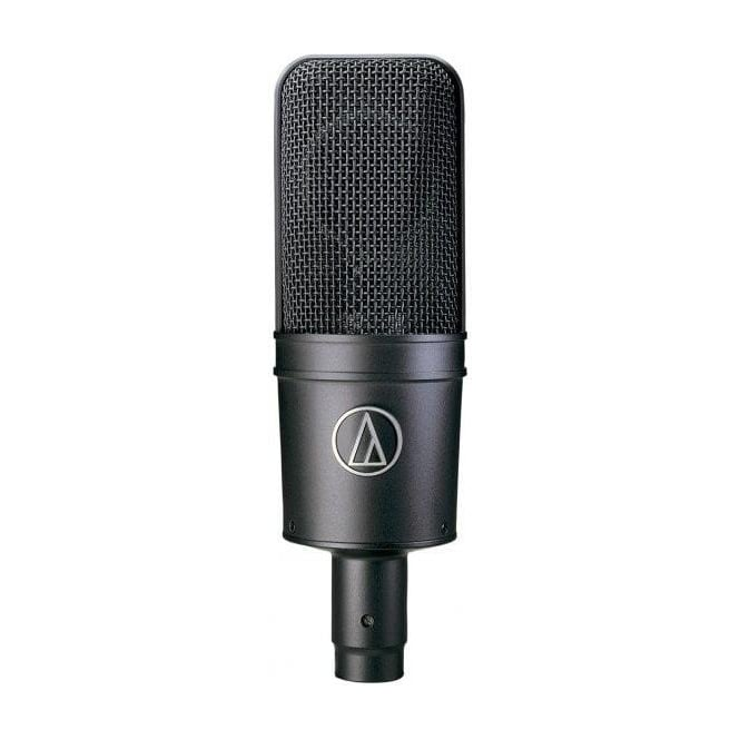 Audio-Technica At4033Asm Cardioid condenser microphone with shock mount