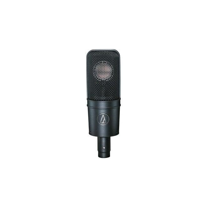 Audio-Technica At4040 Cardioid condenser microphone with shock mount