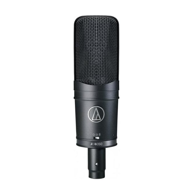 Audio-Technica At4050Sm Multi-pattern condenser microphone with AT8449 shock mount