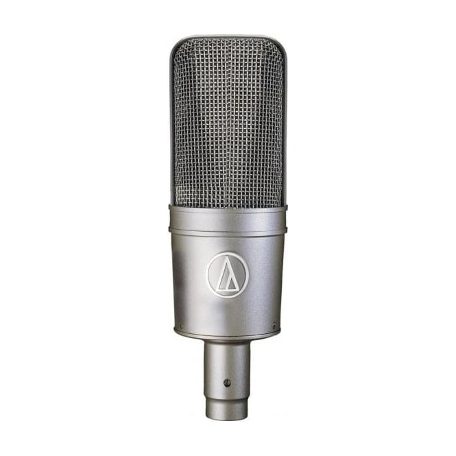 Audio-Technica At4047Svsm Cardioid condenser microphone with AT8449SV shock mount