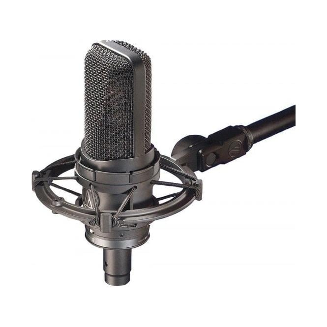 Audio-Technica At4050Sc Multi-pattern condenser microphone with AT8430 stand clamp