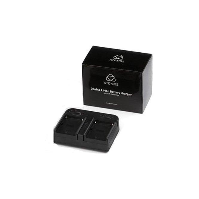 Atomos AO-ATOMCGR001 Dual battery charger