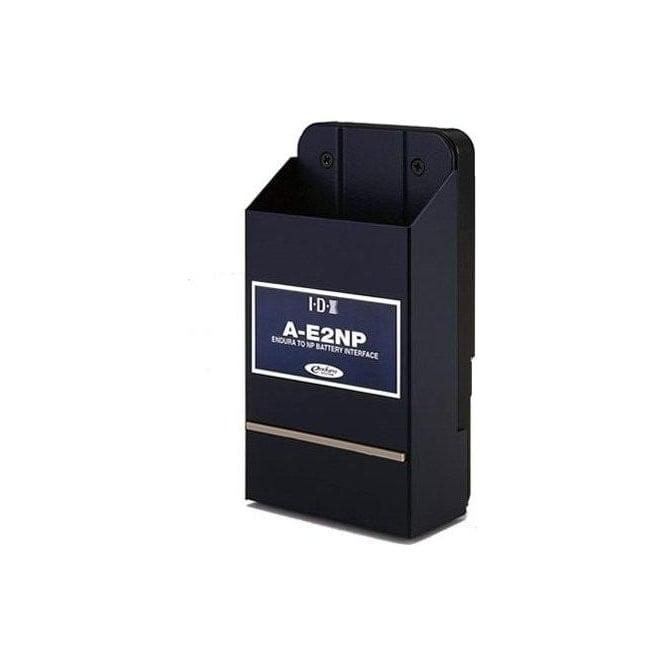 IDX A-E2NP Adaptor to charge IDX NP-L7S batteries