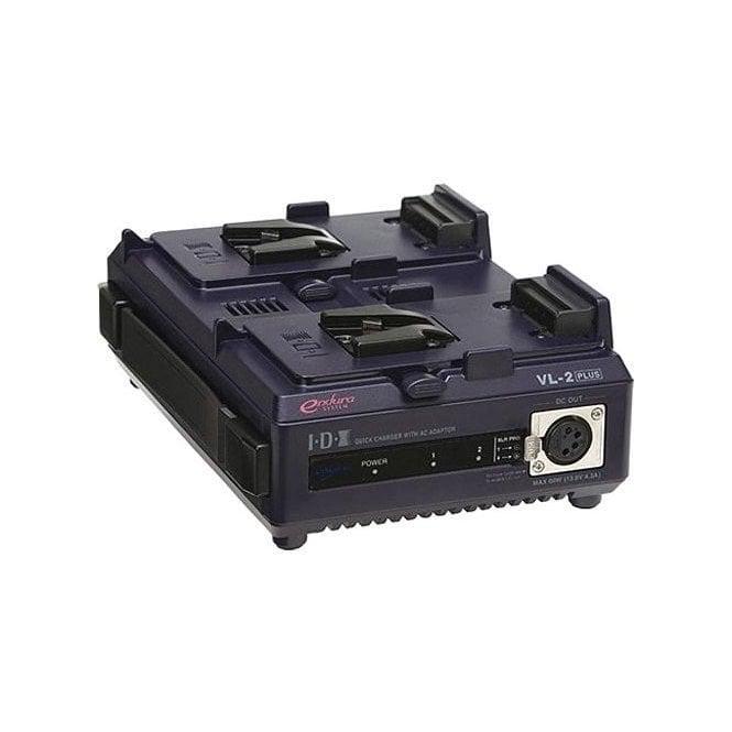 IDX VL-2SPlus 2 Ch. ENDURA Simultaneous Fast Charger