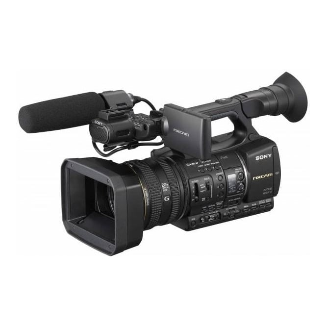 Sony Used HXR-NX5E NXCAM Camcorder 590 hours