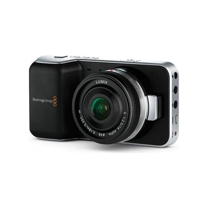 Blackmagic BMD-CINECAMPOCHDMFT Design Pocket Cinema Camera