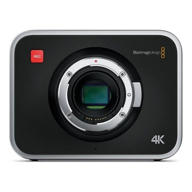 Blackmagic BMD-CINECAMPROD4KEF Design Production Camera 4K Body Only