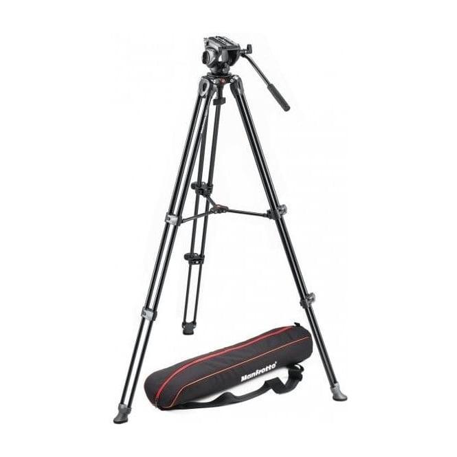 Manfrotto MVK500AM Telescopic Twin Leg System