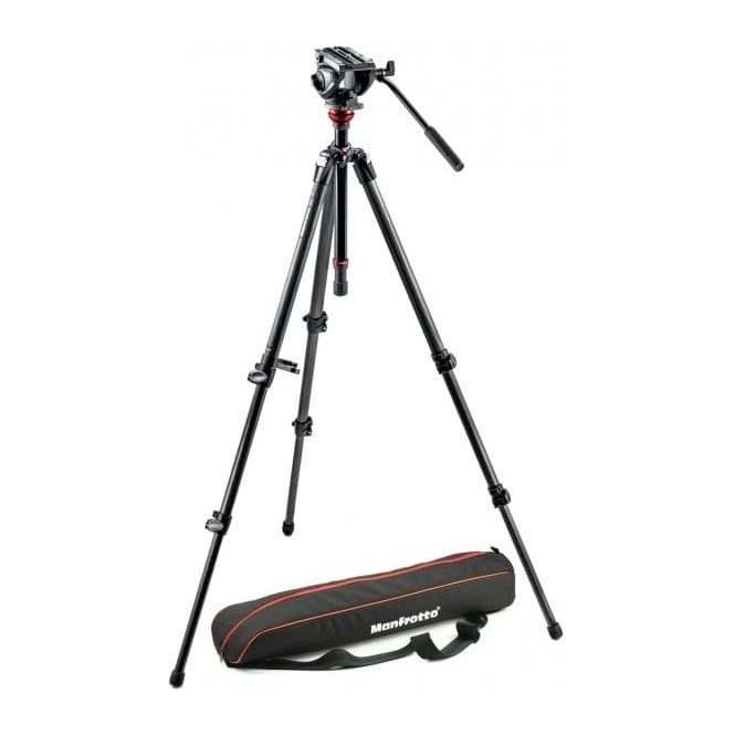 Manfrotto MVH500AH-755CX3 Fluid Head System