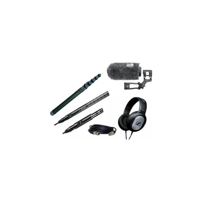 Sennheiser K6/Me66 Ultimate Package Deal