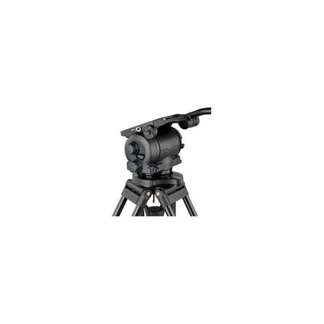 Vinten V4006-0001 Flat base head, with 1 telescopic pan bar
