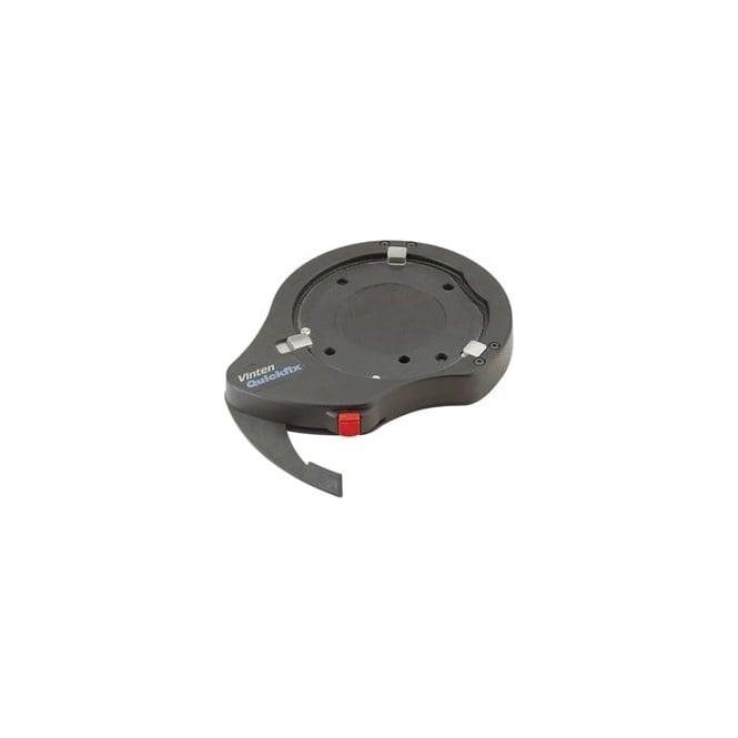 Vinten 3490-3 Quickfix Adapter - for HD Tripods, Studio and OB Pedestals