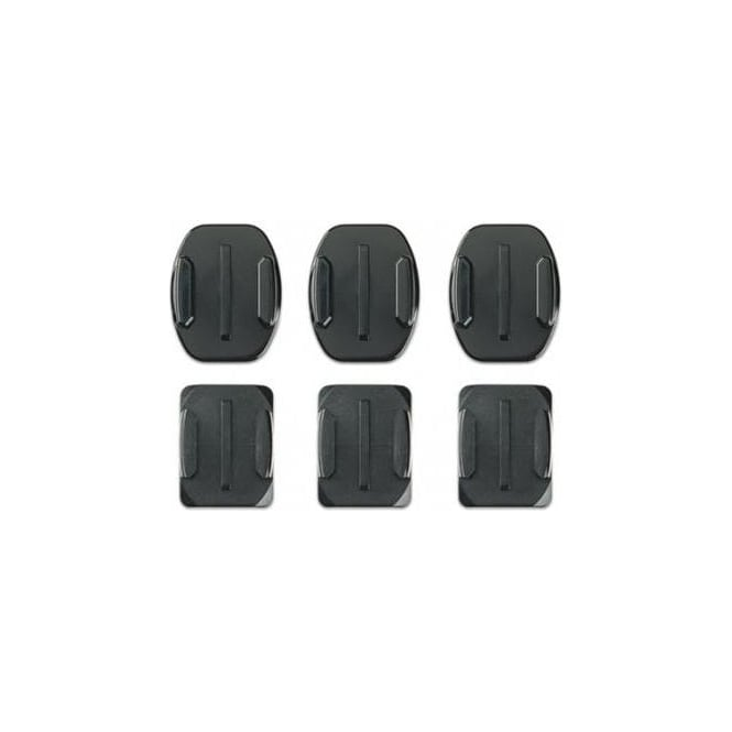 GoPro GroPro GP2022 flat and curved  adhesive mounts