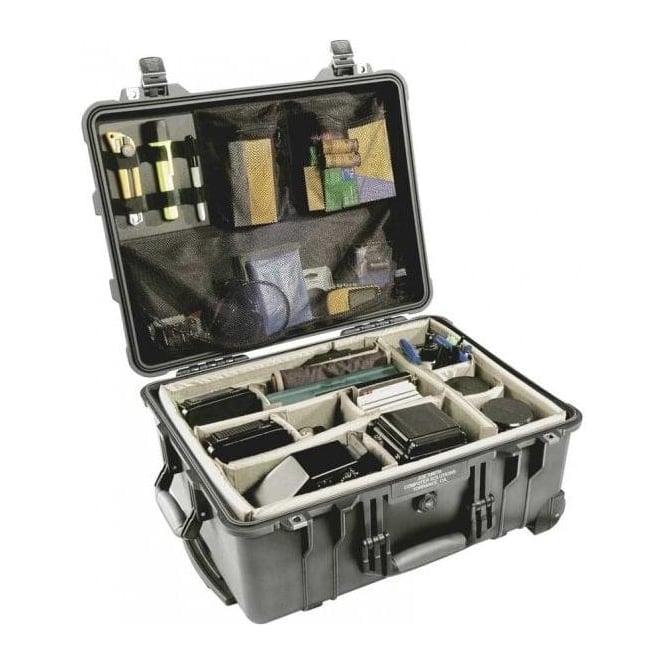Peli 1560 Case Inc wheels & extendable handle 516 x 390 x 228
