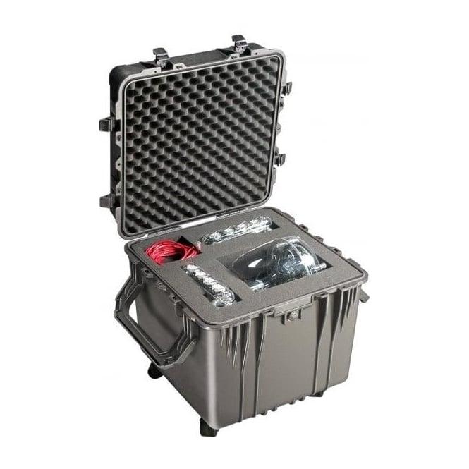Peli 0340 Cube Case inc. wheels 457 x 460 x 450