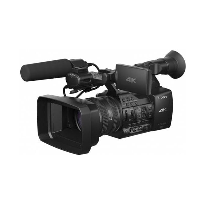 Sony PXW-Z100 Camcorder on XAVC format