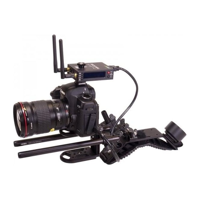 Cambo CBO-RIG5 Rig 5 - Offset Rig for smaller handheld camcorders